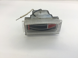 Anzeigeinstrument VU-Meter Marke Agfa*