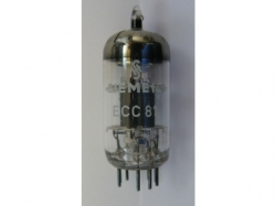 Tube/Röhre ECC81/12AT7A/E81CC/6201  ECC 81/12AT7 RCA (XA)