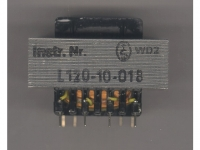 Power Trafo SME/West (120-10-18) Print Trafo 10VA**