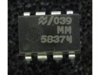 IC Music MM5837N NS