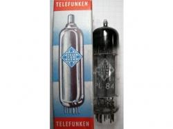 Tube/Röhre ECL86/6GW8 PCL86/14GW8 PCL86/14GW8 Valvo/Siemens