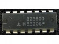 IC Music M53206P Panasonic