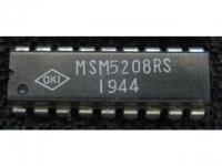 IC Music MSM5208RS OKI