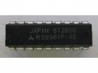 IC Music M58981P-45 Panasonic