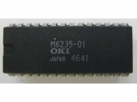 IC Music M6235-01 KORG / OKI