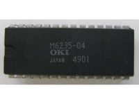 IC Music M6235-04 KORG / OKI