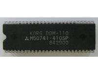 IC Music M50741-410SP Korg DDM110/ Pan..