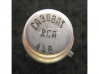 IC Analog [308] CA308AT RCA