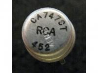 IC Analog [747] CA747CT RCA