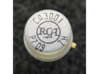 IC Analog CA3001 RCA
