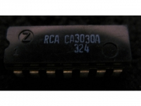 IC Analog CA3030A RCA