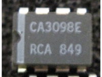 IC Analog CA3098E RCA