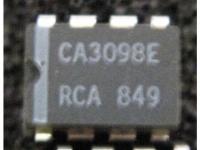 IC Analog CA3098E RCA