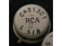 IC Analog CA3130T RCA
