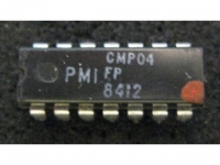 IC Analog CMP04FP PMI