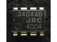 IC Analog [3404] JRC3404AD JRC
