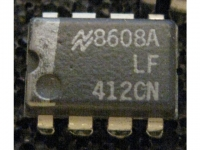 IC Analog [412] LF412CN NS
