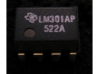 IC Analog [301] LM301AP NS