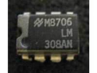 IC Analog [308] LM308AN NS
