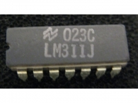 IC Analog [311] LM311J NS