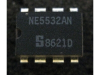 IC Analog [5532] NE5532AN Signetics/Ph..