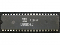 IC uP MPU [8085] D8085AC NEC