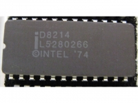 IC uP P [8080] D8214 Intel
