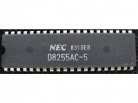 IC uP P [8085] D8255AC-5 NEC