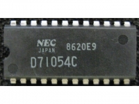 IC uP P [8085 CMOS] D71054C NEC