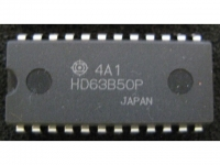 IC uP P [6800 CMOS] HD63B50P Hitachi