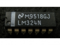 IC Analog [324] LM324N NS