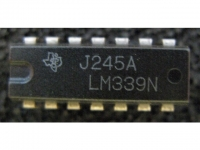 IC Analog [339] LM339N NS
