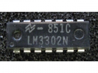 IC Analog [3202] LM3202N NS