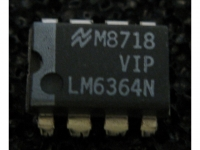 IC Analog LM6364N NS
