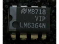 IC Analog LM6364N NS