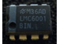 IC Analog LMC6001BIN NS