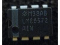 IC Analog LMC6572AIN NS