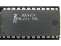 IC uP P MB89254 Fujitsu