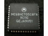 IC uP MCU [68HC05] MC68HC705C8FN Motorola