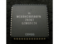 IC uP MCU [68HC05] MC68HC805B6FN Motorola