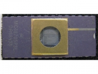IC uP MCU [6805] MC68705P3L Motorola (used)