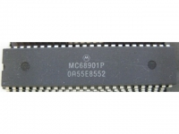 IC uP P [68000] MC68901P