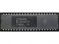 IC uP MPU [8080] P8080A INTEL