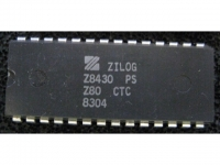 IC uP P [Z80] Z8430PS Z80 CTC Zilog