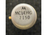 IC Analog MC1439G Motorola