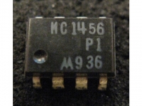 IC Analog MC1456P1 Motorola