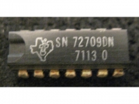 IC Analog [709] SN72709DN TI