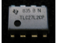 IC Analog [272] TLC27L2CP TI