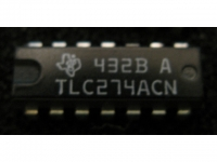 IC Analog [274] TLC274ACN TI