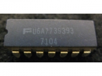 IC Analog [739] U6A7739393 Fairchild